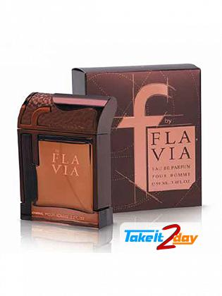 Flavia F Brown Perfume For Men 90 ML EDP