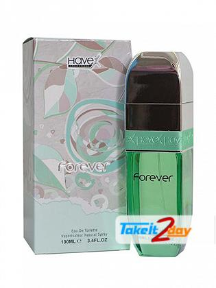 Havex Fresh Forever Perfume For Women 100 ML EDP