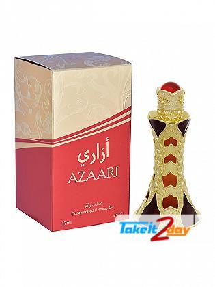 Khadlaj Azaari Perfume For Men And Women 17 ML CPO