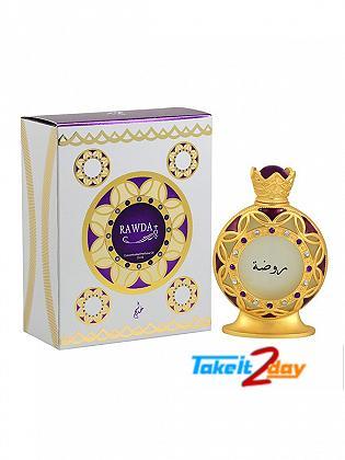 Khadlaj Rawda Perfume For Men And Women 35 ML CPO