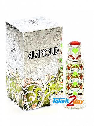 Khalis Alanoud Perfume For Men And Women 20 ML CPO
