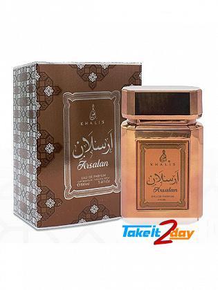 Khalis Arsalan Perfume For Men 100 ML EDP