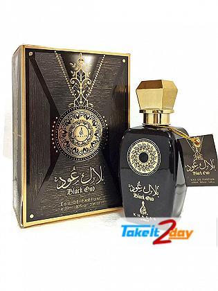 Khalis Black Oud Perfume For Men 100 ML EDP