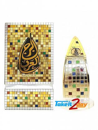 Khalis Burj Al Arab Perfume For Men And Women 12 ML CPO