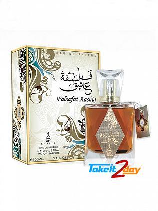 Khalis Falsafat Aashiq Perfume For Men And Women 100 ML EDP