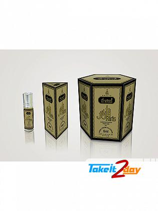 Khalis Faris Perfume Roll On For Men And Women 6 ML CPO Pack Of Six