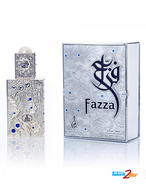 Khalis Fazza Perfume For Men And Women 10 ML EDP