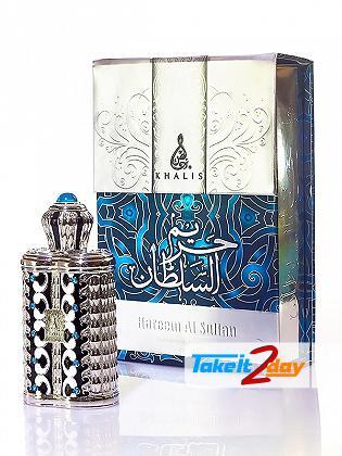 Khalis Hareem Al Sultan Perfume For Men And Women 20 ML CPO
