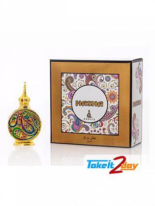 Khalis Hasna Perfume For Men And Women 18 ML CPO