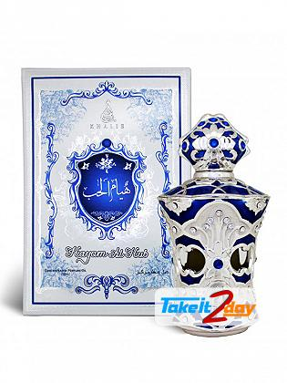 Khalis Hayam Al Hub Perfume For Men And Women 20 ML CPO