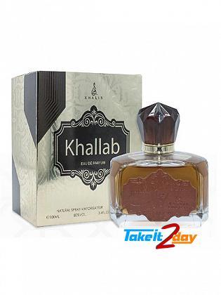 Khalis Khallab Perfume For Men And Women 100 ML EDP