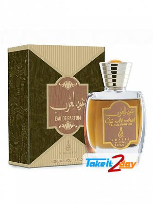 Khalis Oud Al Arab Perfume For Men And Women 100 ML EDP