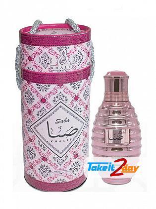 Khalis Saba Perfume For Women 100 ML EDP