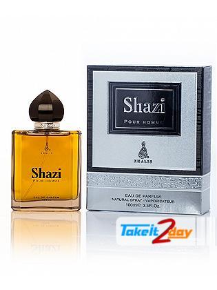 Khalis Shazi Pour Homme Perfume For Men 100 ML EDP