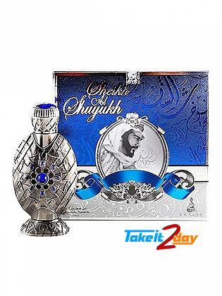 Khalis Sheik Al Shuyukh Perfume For Men And Women 20 ML CPO