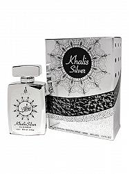 Khalis Silver Perfume For Men And Women 100 ML EDP