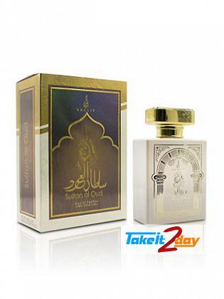 Khalis Sultan Al Oud Perfume For Men And Women 100 ML EDP