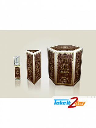 Khalis White Oud Perfume Roll On For Men And Women 6 ML CPO Pack Of Six