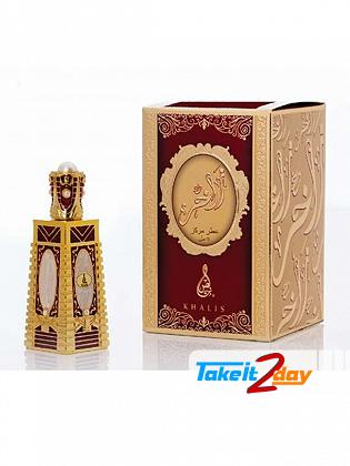 Khalis Zakhir Perfume For Men And Women 18 ML CPO