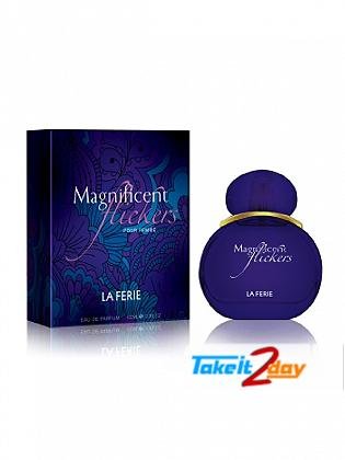 La Ferie Magnificent Flickers Perfume For Men 100 ML EDP
