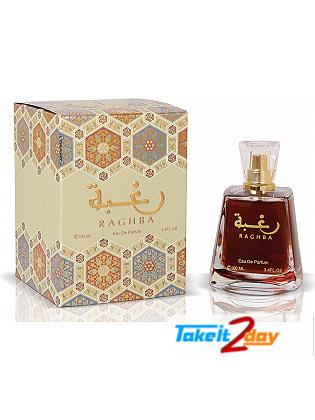 Lattafa Raghba Perfume For Men And Women 100 ML EDP
