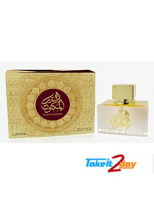 Lattafa Al Dur Al Maknoon Gold Perfume For Men And Women 100 ML EDP