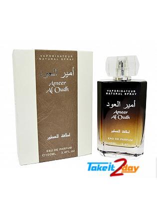 Lattafa Ameer Al Oudh Perfume For Men And Women 100 ML EDP