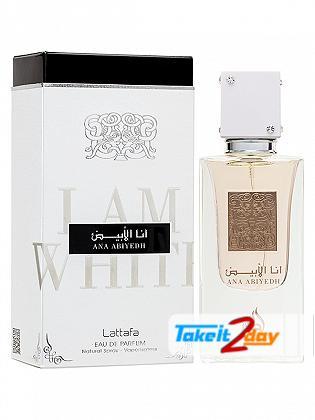 Lattafa Ana Abiyedh Perfume For Men And Women 60 ML EDP