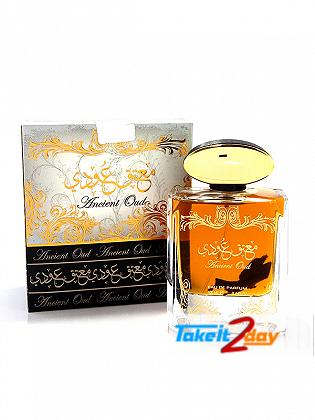 Lattafa Ancient Oud Perfume For Men And Women 100 ML EDP