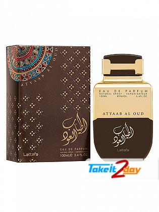Lattafa Atyaab Al Oud Perfume For Men And Women 100 ML EDP