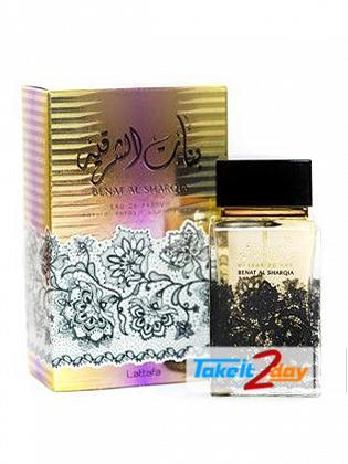 Lattafa Benat Al Sharqiya Perfume For Men And Women 100 ML EDP