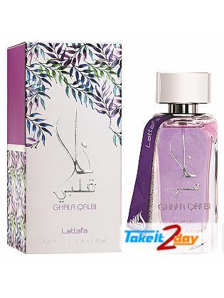 Lattafa Ghala Qalbi Perfume For Women 100 ML EDP