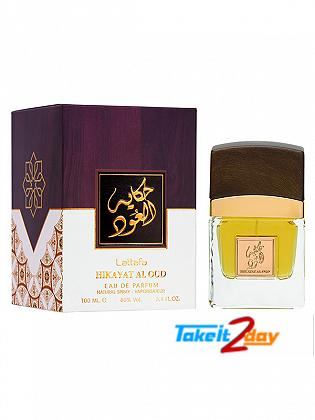 Lattafa Hikayat Al Oud Perfume For Men And Women 100 ML EDP