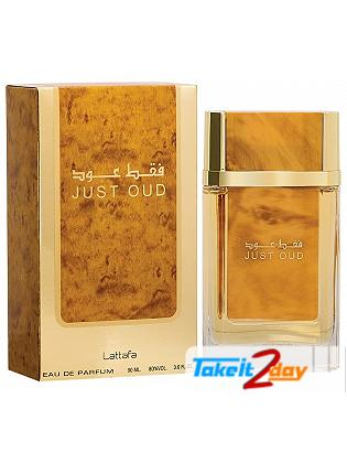 Lattafa Just Oud Perfume For Men And Women 100 ML EDP