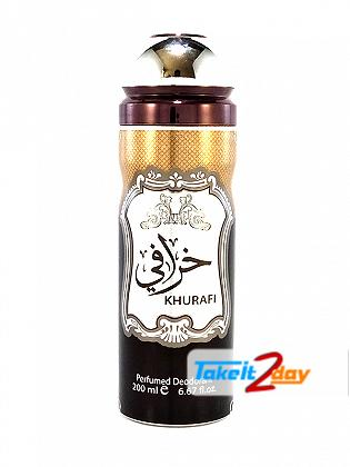 Al Raheeb Khurafi Deodorant Body Spray For Man And Women 200 ML By Lattafa