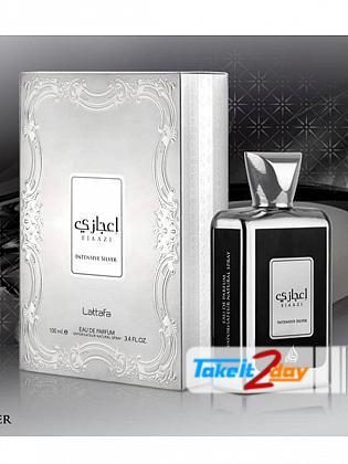 Lattafa Ejaazi Intensive Silver Perfume For Men And Women 100 ML EDP