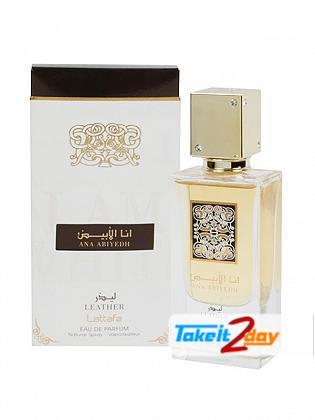 Lattafa Ana Abiyedh Leather Perfume For Men And Women 60 ML EDP