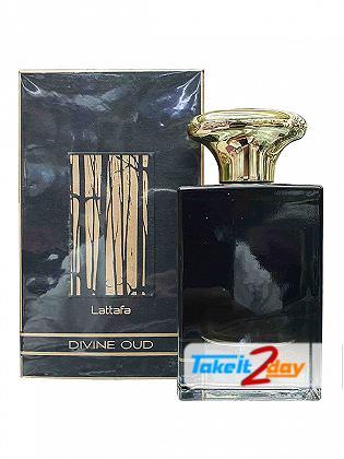 Lattafa Divine Oud Perfume For Men And Women 50 ML EDP