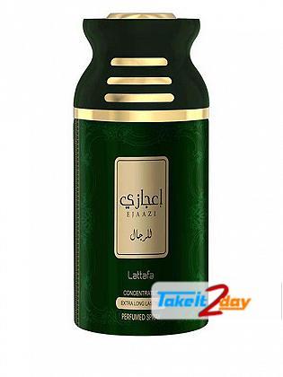 Lattafa Ejaazi Perfume Deodorant Body Spray For Men And Women 250 ML