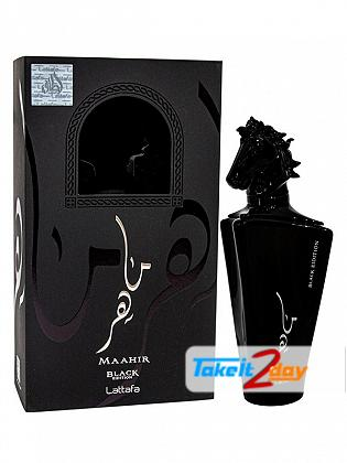 Lattafa Maahir Black Edition Perfume For Men And Women 100 ML EDP