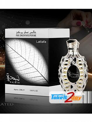 Lattafa Najdia Perfume For Men 25 ML CPO