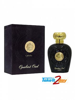 Lattafa Opulent Oud Perfume For Men 100 ML EDP