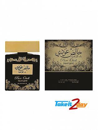 Lattafa Pure Oudi Liquid Gold Perfume For Men And Women 100 ML EDP
