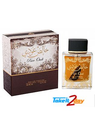 Lattafa Pure Oudi Perfume For Men And Women 100 ML EDP