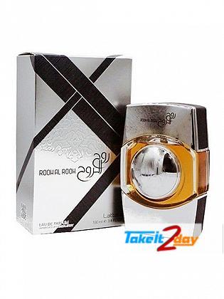 Lattafa Rooh Al Rooh Silver Perfume For Men And Women 100 ML EDP