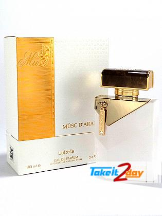 Lattafa Musc D Arabie Perfume For Men And Women 100 ML EDP