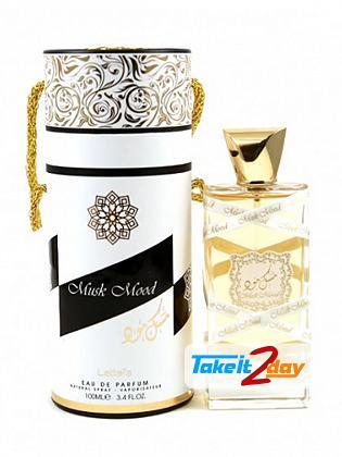 Lattafa Musk Mood Perfume For Men And Woman 100 ML EDP
