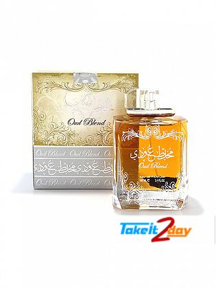 Lattafa Oud Blend Perfume For Men And Women 100 ML EDP
