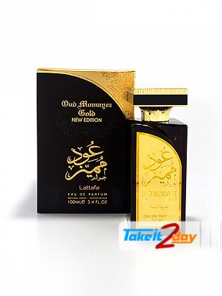Lattafa Oud Mumayez Gold New Edition Perfume For Men And Women 100 ML EDP