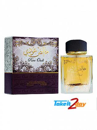 Lattafa Pure Oudi Perfume For Men And Women 100 ML EDP